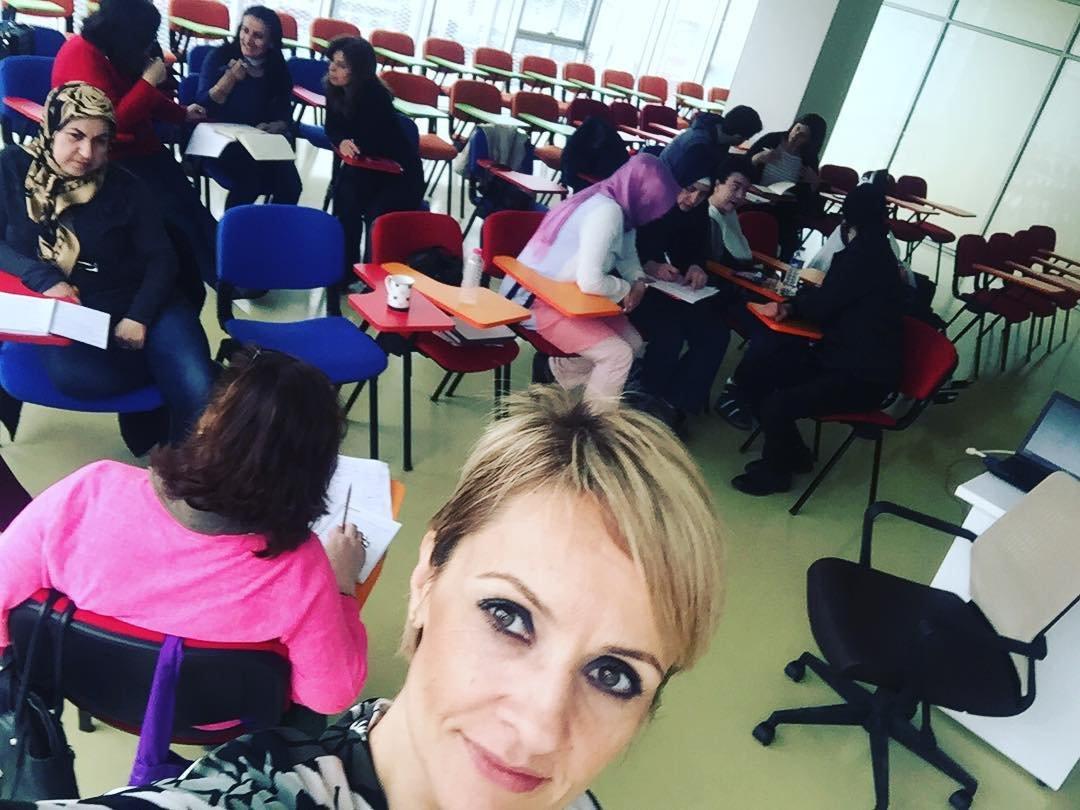 Down Sendromlular, Selebral Palsi ve Otizm Derneği Proje Yönetimi Eğitimi