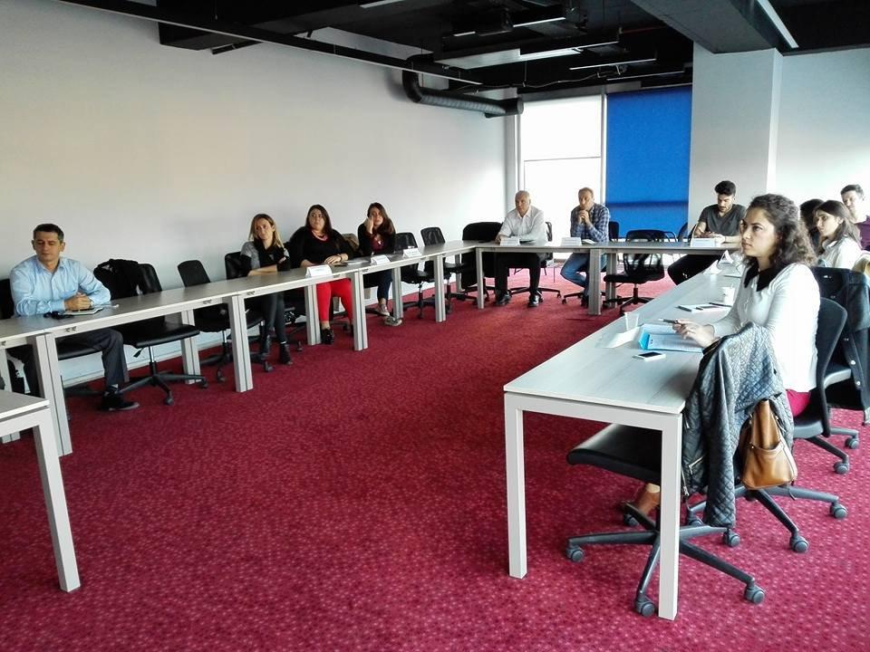 Bahçeşehir Üniversitesi Etkili İletişim Teknikleri Eğitimi