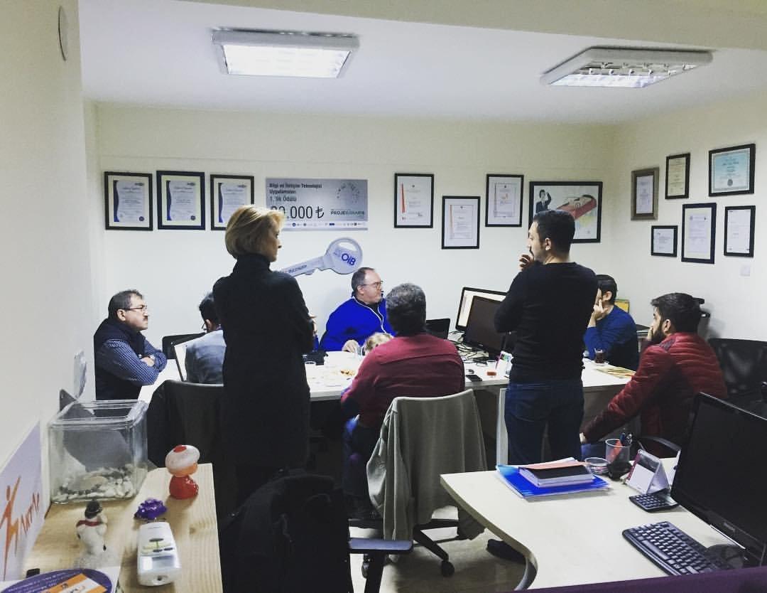 Mubitek Tasarım Proje Yönetimi
