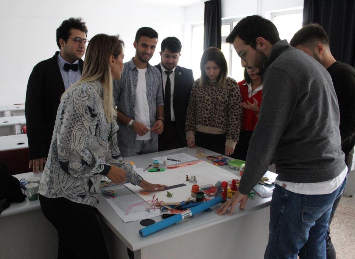Çankaya Teknopark Design Thinking Eğitimi