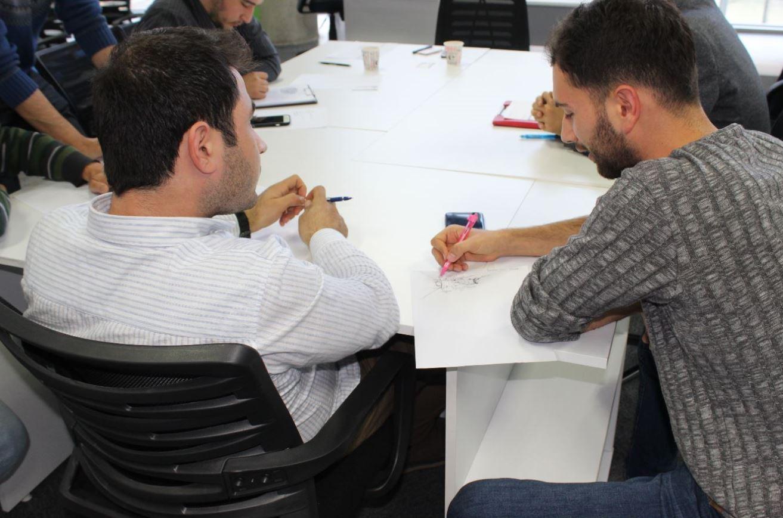 İzmir Teknopark İnovasyon Yöntemleri Eğitimi