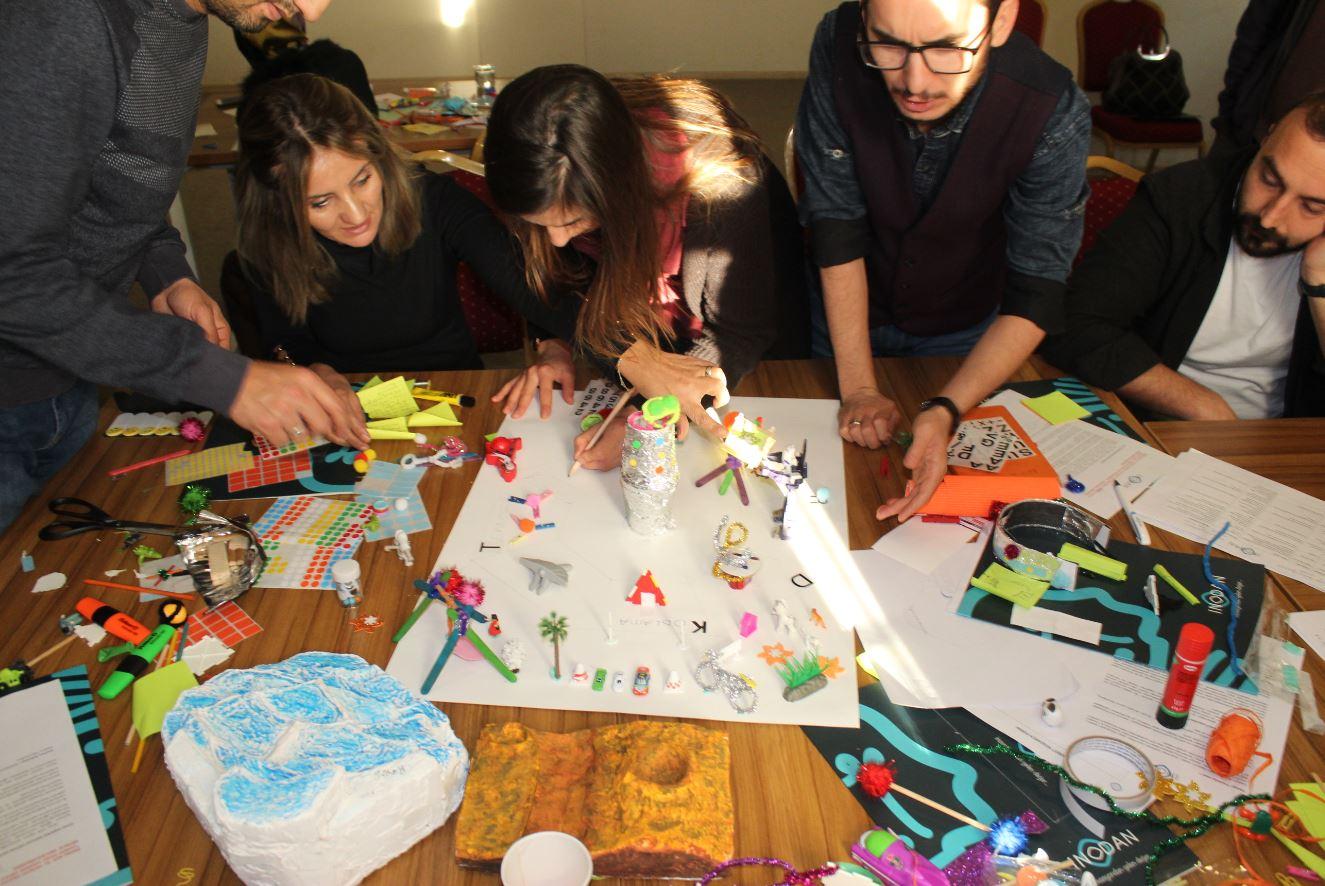 Sivas Milli Eğitim Müdürlüğü&Oran Kalkınma Ajansı Design Thinking Eğitimi